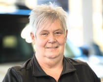 Dorothy McWhirter : Sales and Leasing Consultant