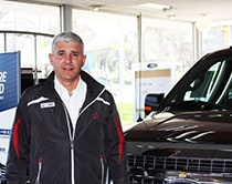 John Opasinis : Fraser Carstar Manager