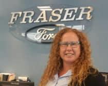 Kimberley Finn : Service Manager