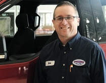 Mark Covert : Assistant Parts Manager
