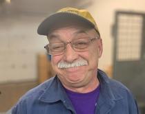 Rick Deveau : Parts Counter Person