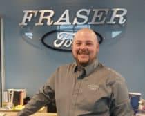 Ryan Hockney : Sales Manager