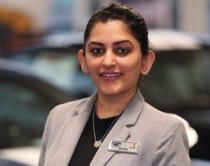 Yesha Ghadiyali : Business Development Relations Manager